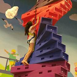 Climbing Wall VI