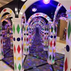Lefunland Mirror Maze II